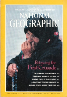 National Geographic 176/3 September 1989