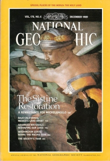 National Geographic 176/6 December 1989