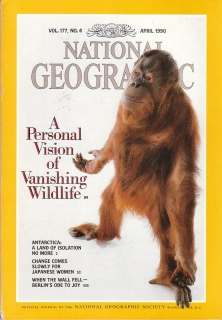 National Geographic 177/4 April 1990