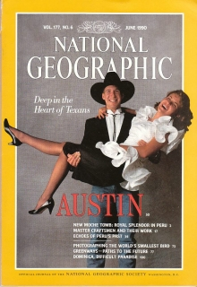 National Geographic 177/6 June 1990