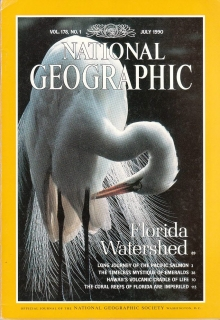 National Geographic 178/1 July 1990