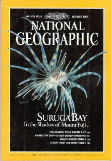 National Geographic 178/4 October 1990