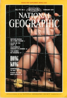 National Geographic 179/2 February 1991