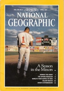 National Geographic 179/4 April 1991