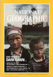 National Geographic 179/6 June 1991