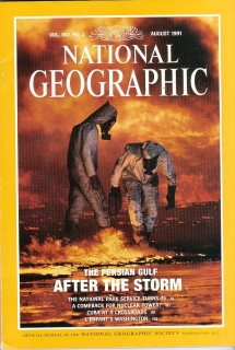 National Geographic 180/2 August 1991