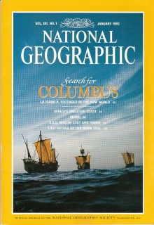 National Geographic 181/1 January 1992