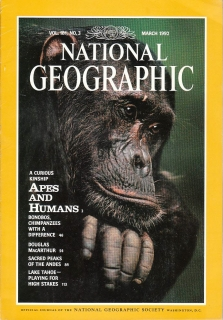 National Geographic 181/3 March 1992