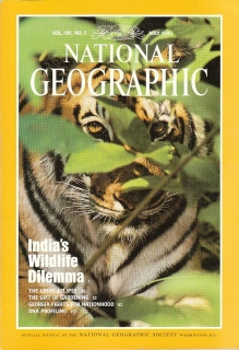 National Geographic 181/5 May 1992