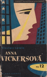 Lewis Sinclair - Anna Vickersová